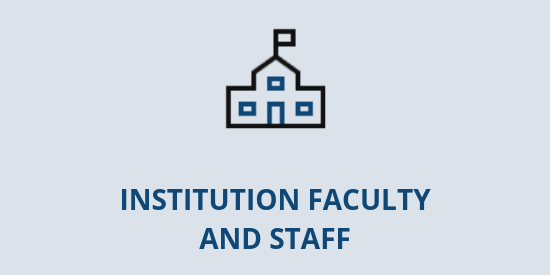 Institution Faculty and Staff