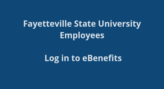 FSU Benefits site login