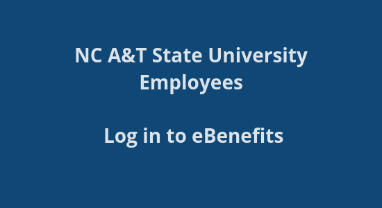 NCAT Benefits site login