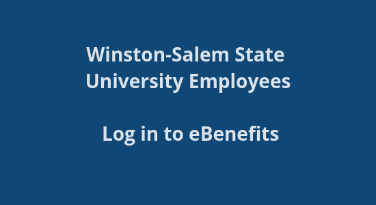WSSU Benefits site login