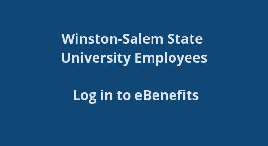 WSSU Benefits site login