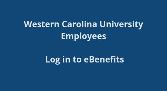 WCU Benefits site login