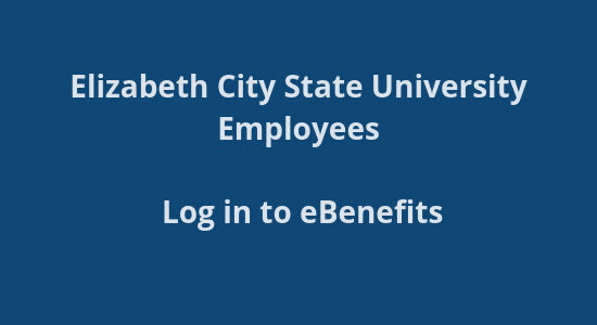 ECSU Benefits site login