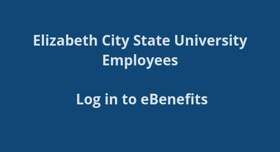 ECSU Benefits site login