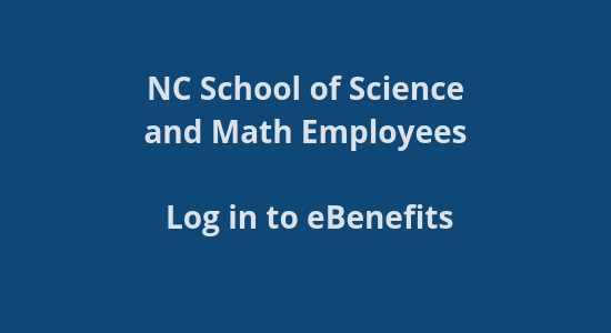 NCSSM Benefits site login