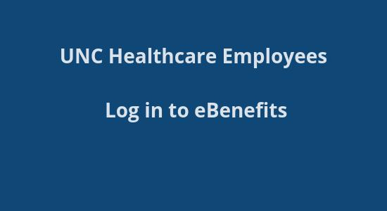 UNC Healthcare Benefits site login